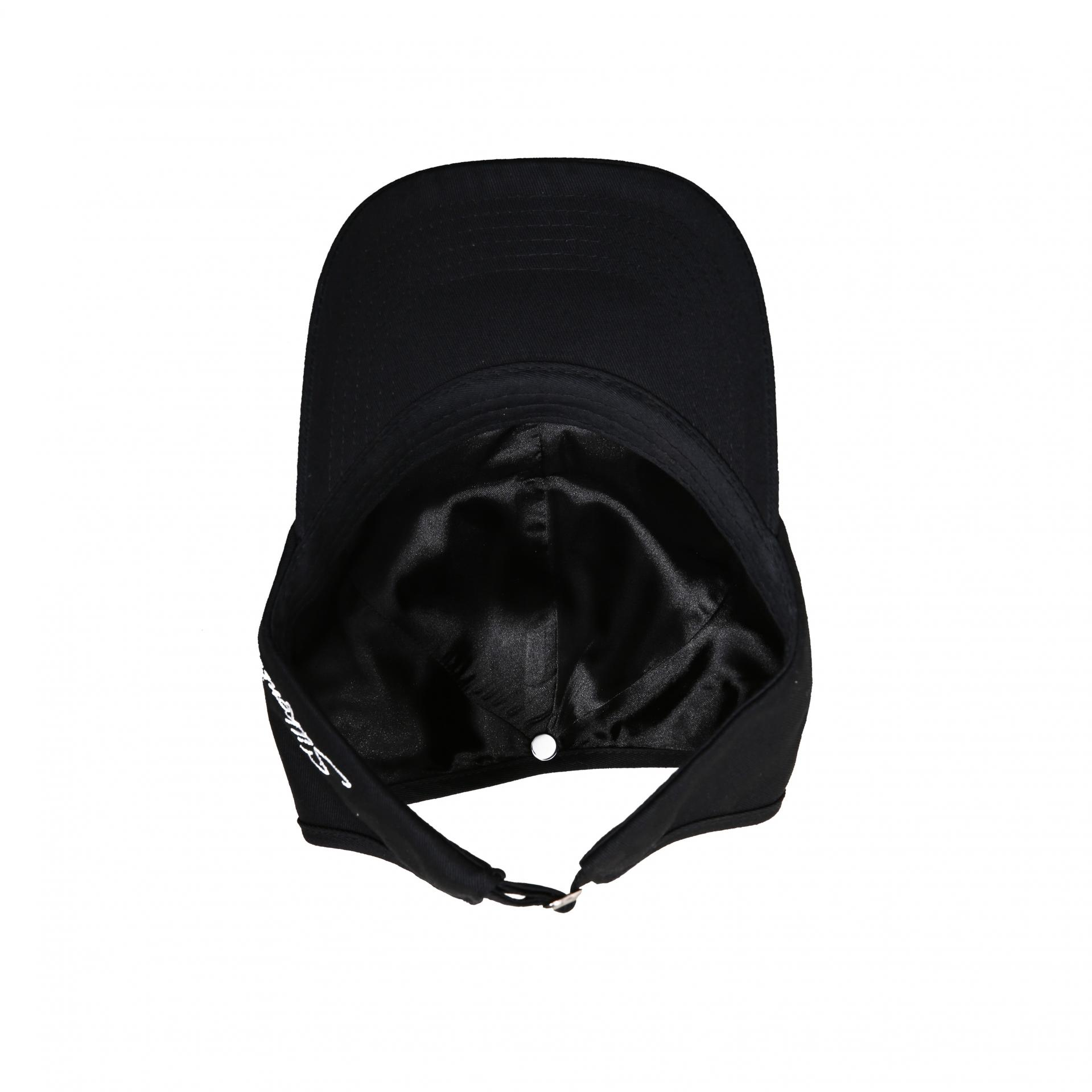 PONYCAP CLASSIC BLACK 3