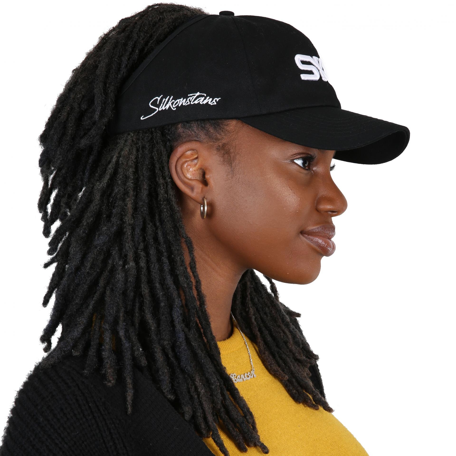 PONYCAP CLASSIC BLACK - WOMEN